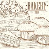 Vintage bakery
