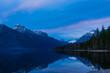 Lake McDonald Twilight