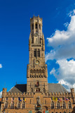 The Belfry Tower in Bruges