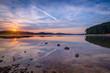 Round Valley Reservoir Sunrise