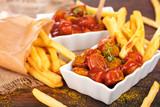 Currywurst  - 132958410