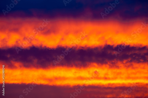 Foto op Plexiglas Bordeaux Texture clouds sunset sunrise