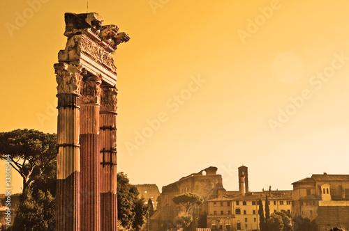 Poster Roma, Fori Imperiali