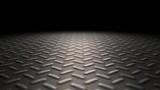 industrial metal floor loop