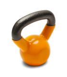 Orange Kettle Bell