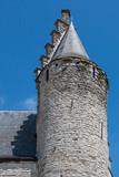 Turm der Burg Steen in Antwerpen