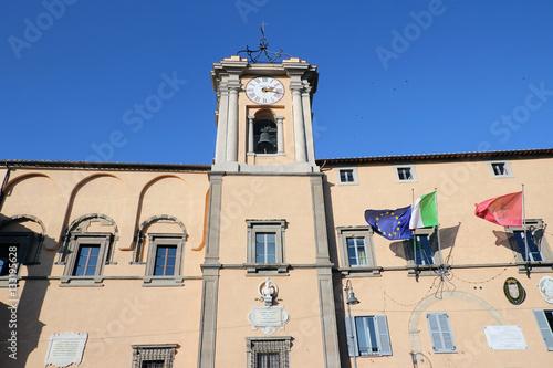 Zdjęcia Tarquinia Town Hall, Italy