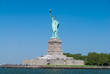 Statue of Liberty complete structure