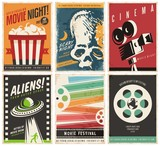 Cinema posters collection - 133227649