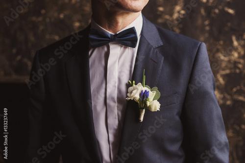 Plakat Wedding fashion for men
