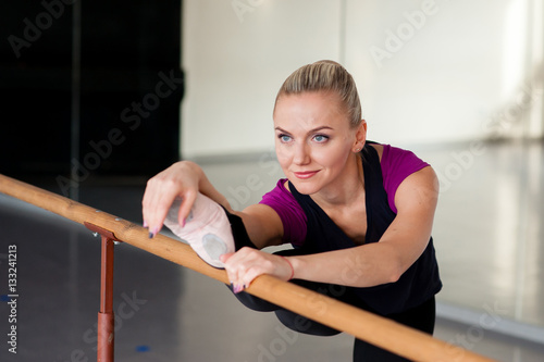 Poster ballroom dance coach