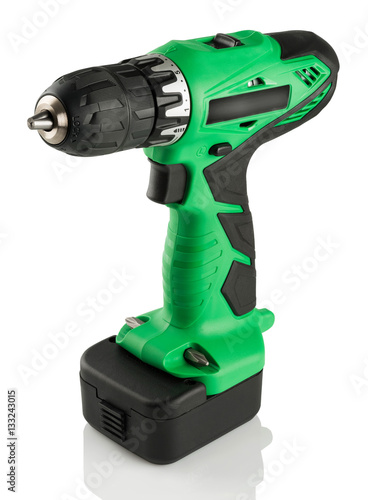 Poster Cordless driver drill