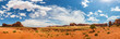 Monument Valley National Tribal Park panorama