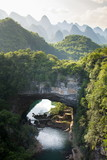 Stunning scenery of Guangxi province, China