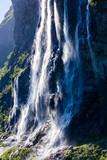 Sieben Schwestern - Wasserfall in Geirangerfjord