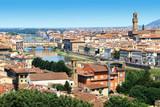 Florence traversée par l'Arno