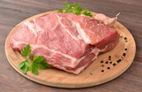 mięso wieprzowe karkówka - 133417083