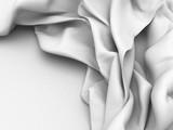 White satin silk texture clean soft background