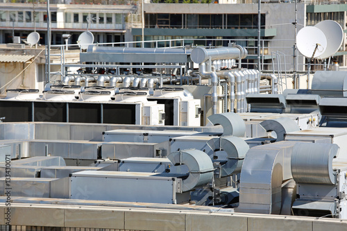 Air Conditioner Rooftop