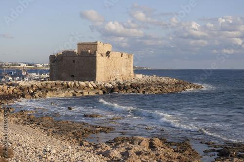 Foto op Plexiglas Havana Pafos castle
