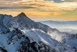 Heigh Tatras Mountains, Landscape, Krivan slovakia