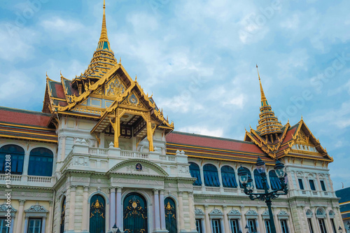 Poster The Grand palace of Bangkok in Thailand