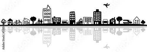 Stadt Mobilität - 133540627