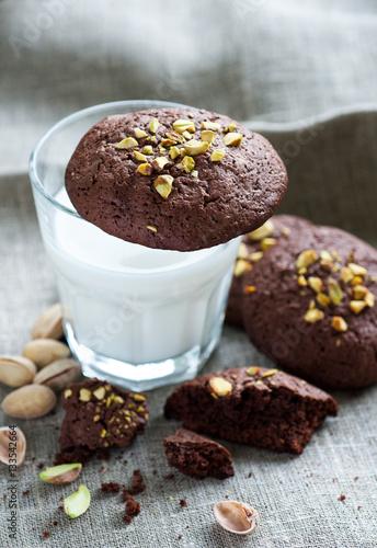 Poster chokolade cookies