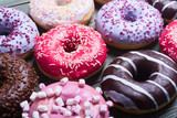 Photo of assorted donuts - 133553681