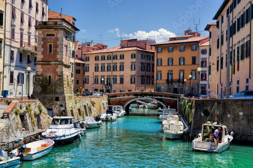 Keuken foto achterwand Toscane Toskana, Livorno