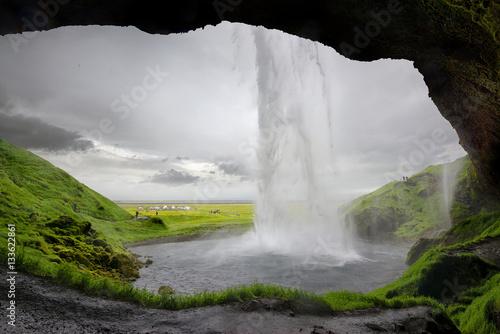 Poster Waterfalls