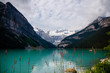 Lake Louise, Banff National Park in the Canadian Rockies.