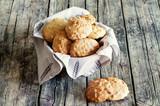 Cookies puffed rice