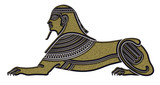 Sphinx - mythical creature