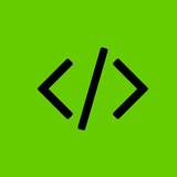 arrows icon flat disign
