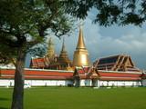 Bangkok, palais royal (Thaïlande)