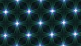 Kaleidoscopic Mosaic Pattern -  Abstract Animation