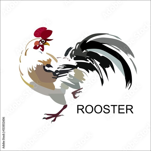 Poster Rooster years