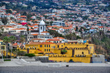Santiago fortress (Sao Tiago fort) in Funchal, Madeira island, Portugal - 133911060