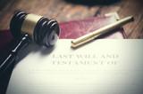 Last will testament - 133918806