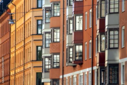 Foto op Aluminium Stockholm Estocolmo