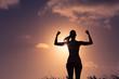 Woman power! Strong confident women.