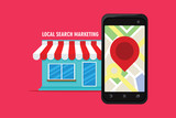 local search marketing ecommerce - 134028232