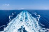 Widok na horyzont - Rejs po morzu Egejskim, Grecja,