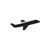 Fototapety plane icon illustration