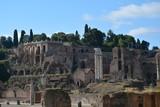 Рим - руины.