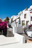 Santorini, Grecja, Oia - Luksusowy Resort z widokiem na morze