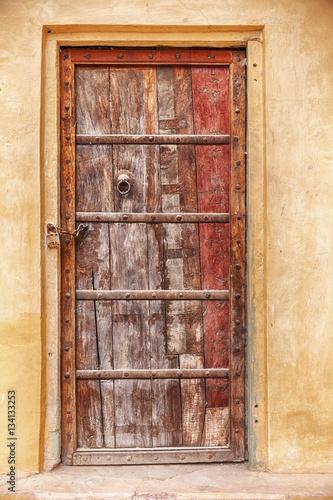 Door At The Man Singh Palace