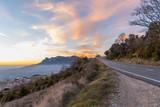 Amazing Sunset In Spain region Navara