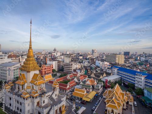 Poster Temples of Bangkok